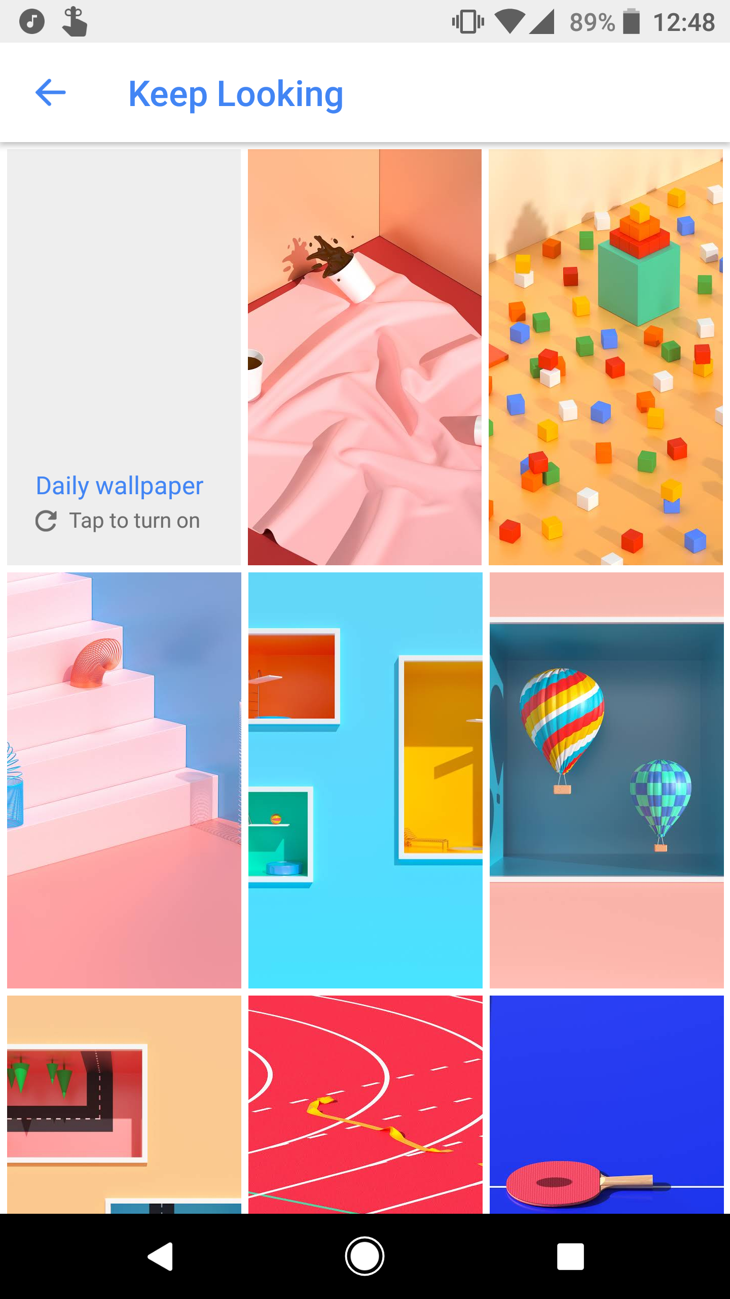 Second There Are New Wallpapers In Different Categories But They Also Appear To Be Pixel Exclusive For Now Those Include The Rainy Day Wallpaper Seen On