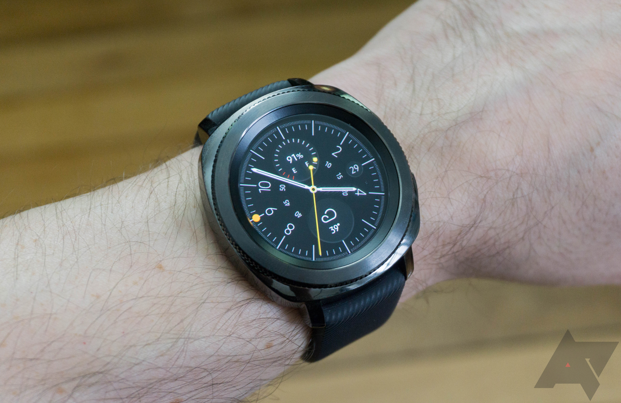 how to use samsung gear sport