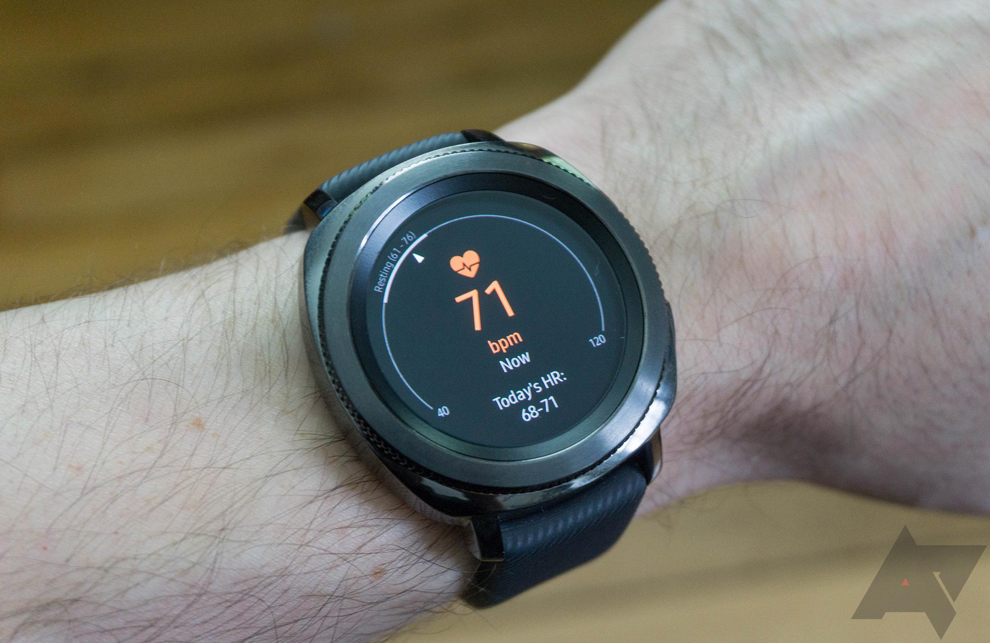 Samsung Gear Sport review: A smartwatch regular people might