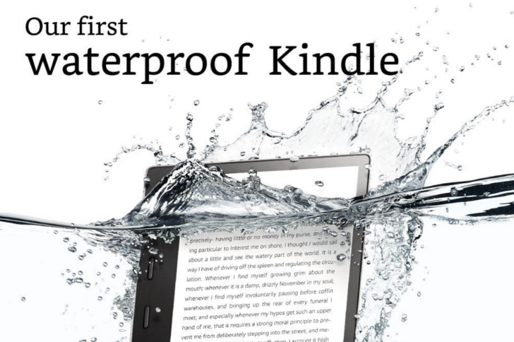 Kindles oasis is its first waterproof ebook reader with a larger the holidays are fast approaching and amazon seems to be announcing one new product or service every day so its hard to keep up the latest however is a fandeluxe Document