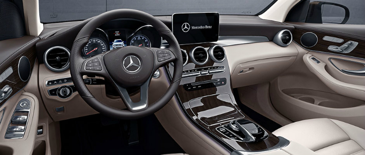 Android Auto Is Now Supported On Six Mercedes Benz 2018 C Class And