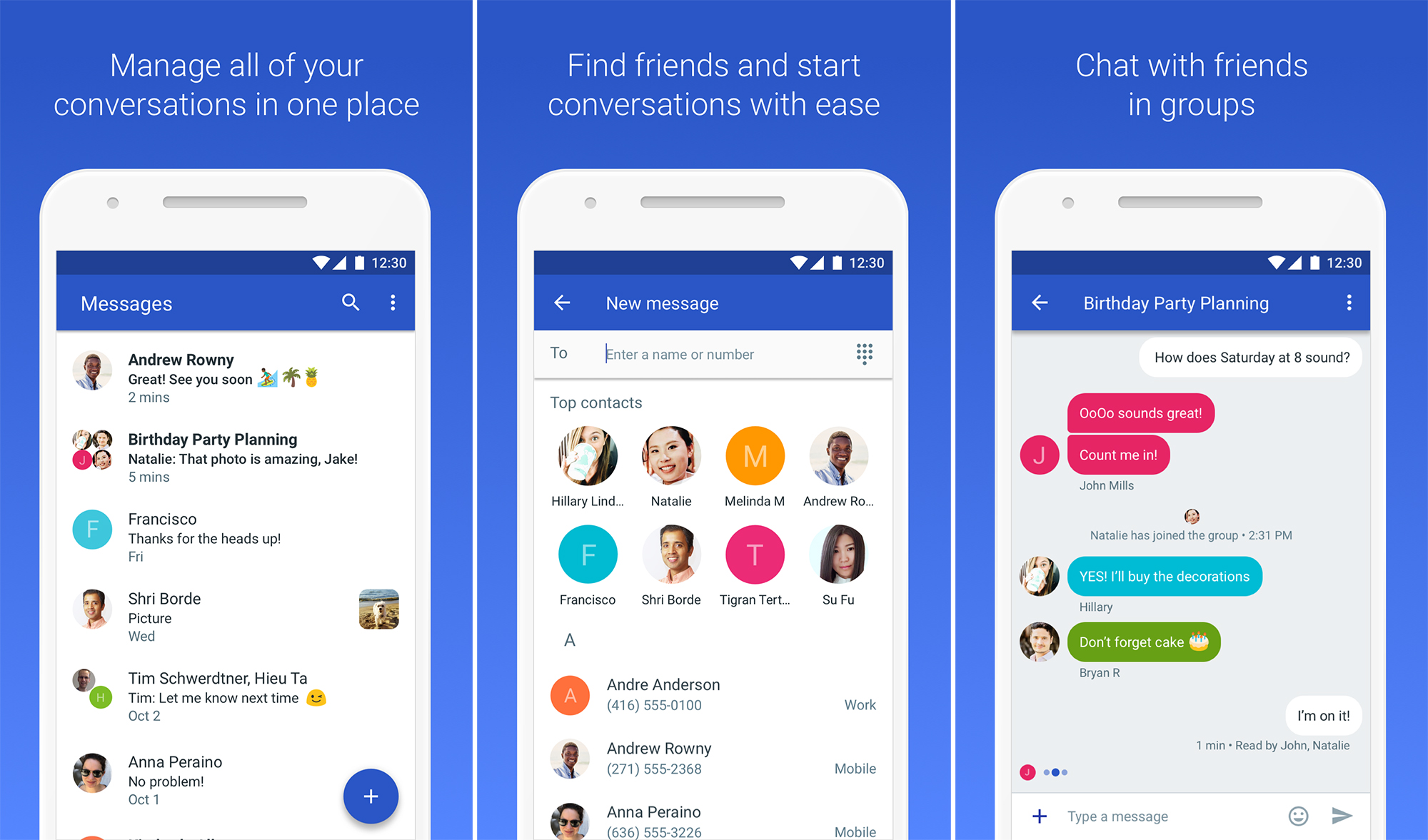 Google's Android Messages app hits 100 million downloads