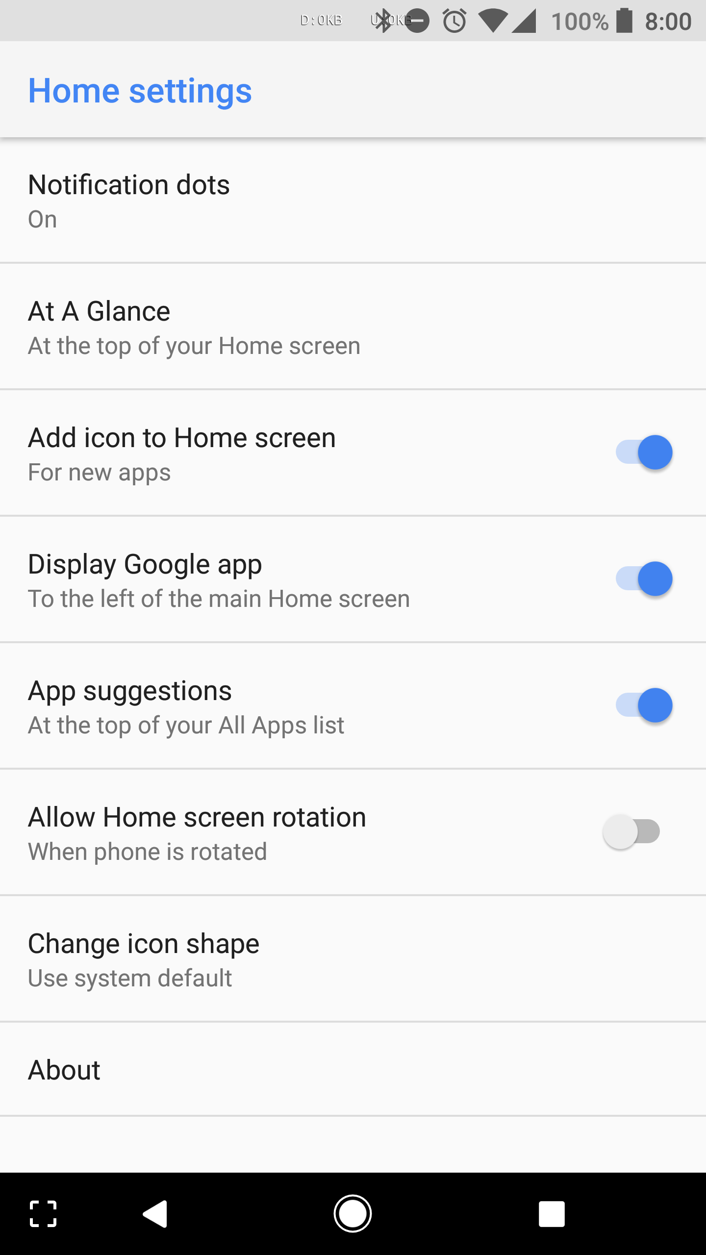 Hands-on with the updated Pixel Launcher, including the new