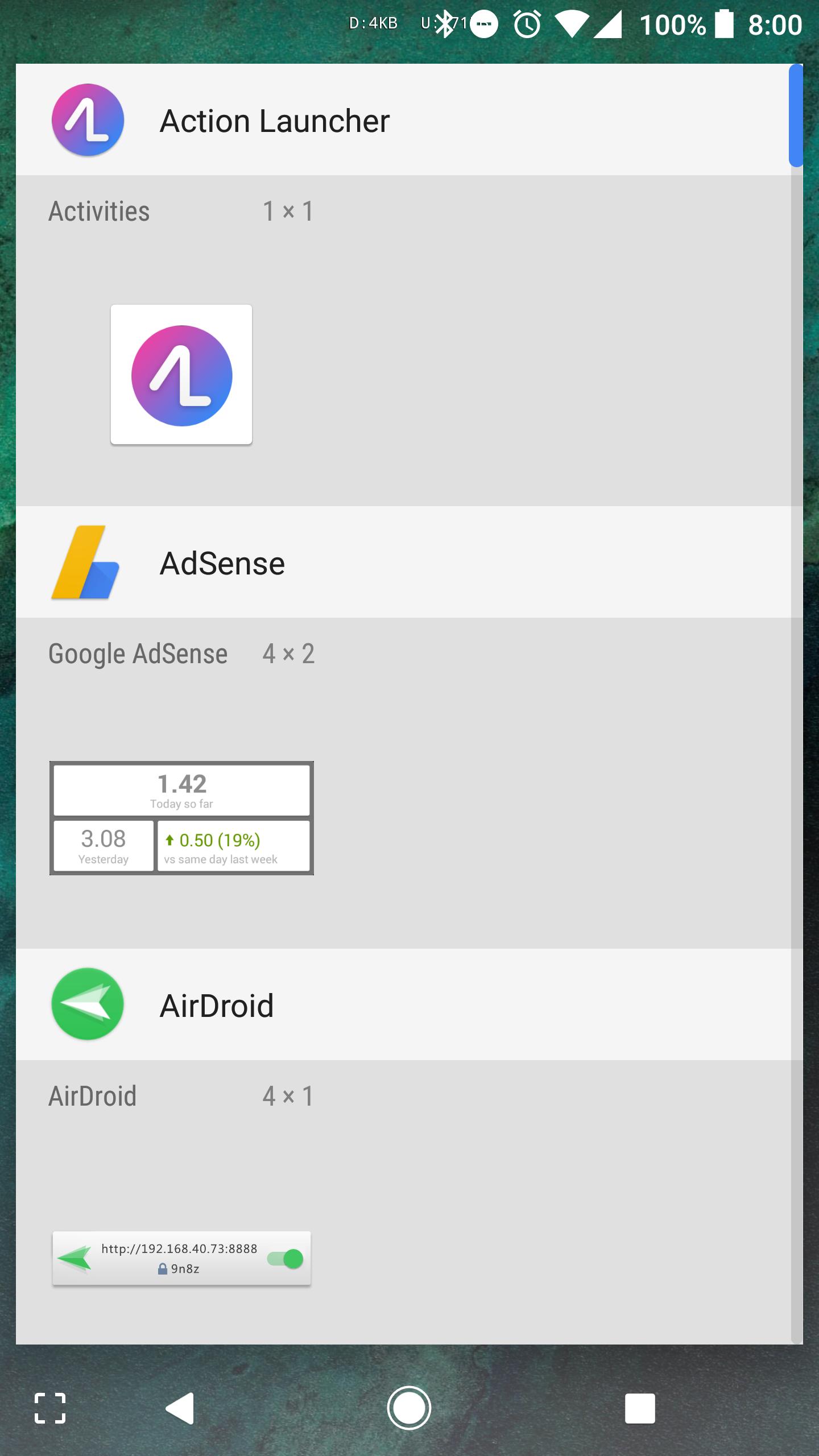 добавление своих секций в settings.apk