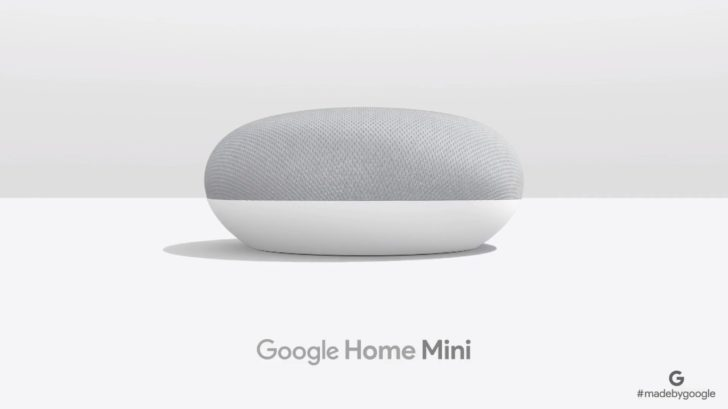 Google Home Mini, Home Max Smart Speakers Launched Alongside New Features