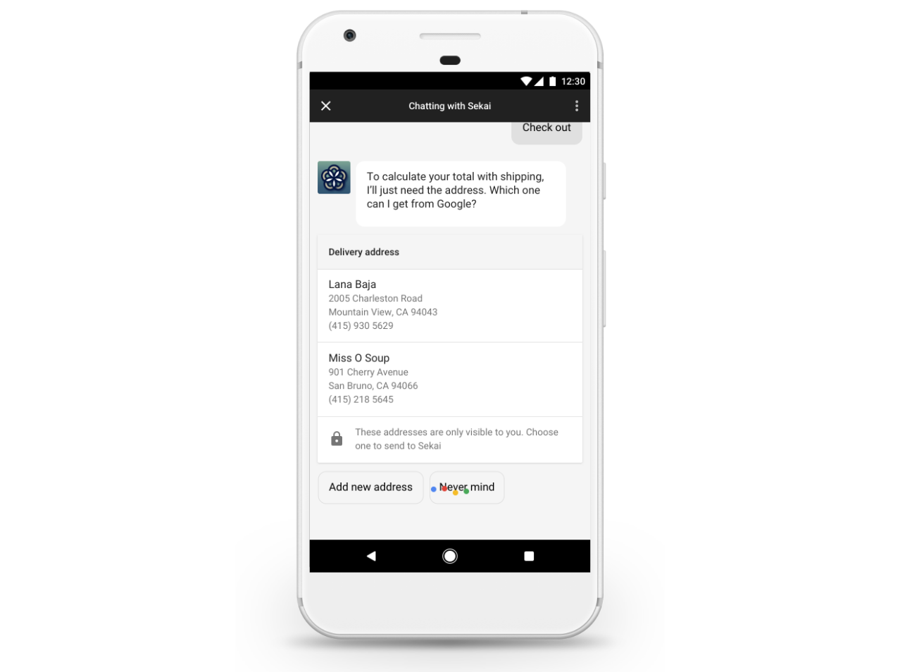 Android Wear section removed from the Google Store