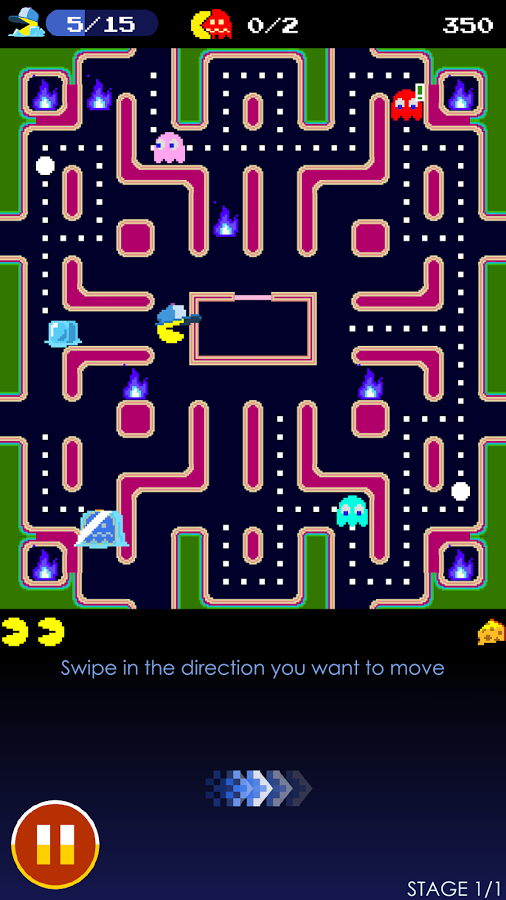 bandai namco just published pac man hats 2 on the play store as a