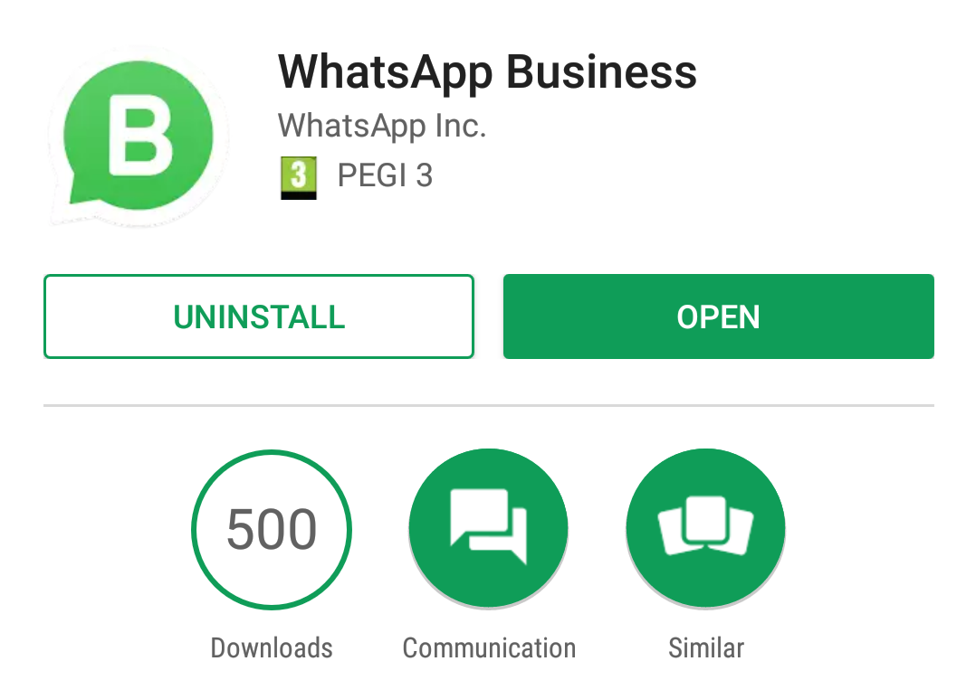 Update apk download first look at whatsapp business android app although weve been hearing about whatsapp business forever the service was officially announced one month ago and if you paid close attention to the faq stopboris Images
