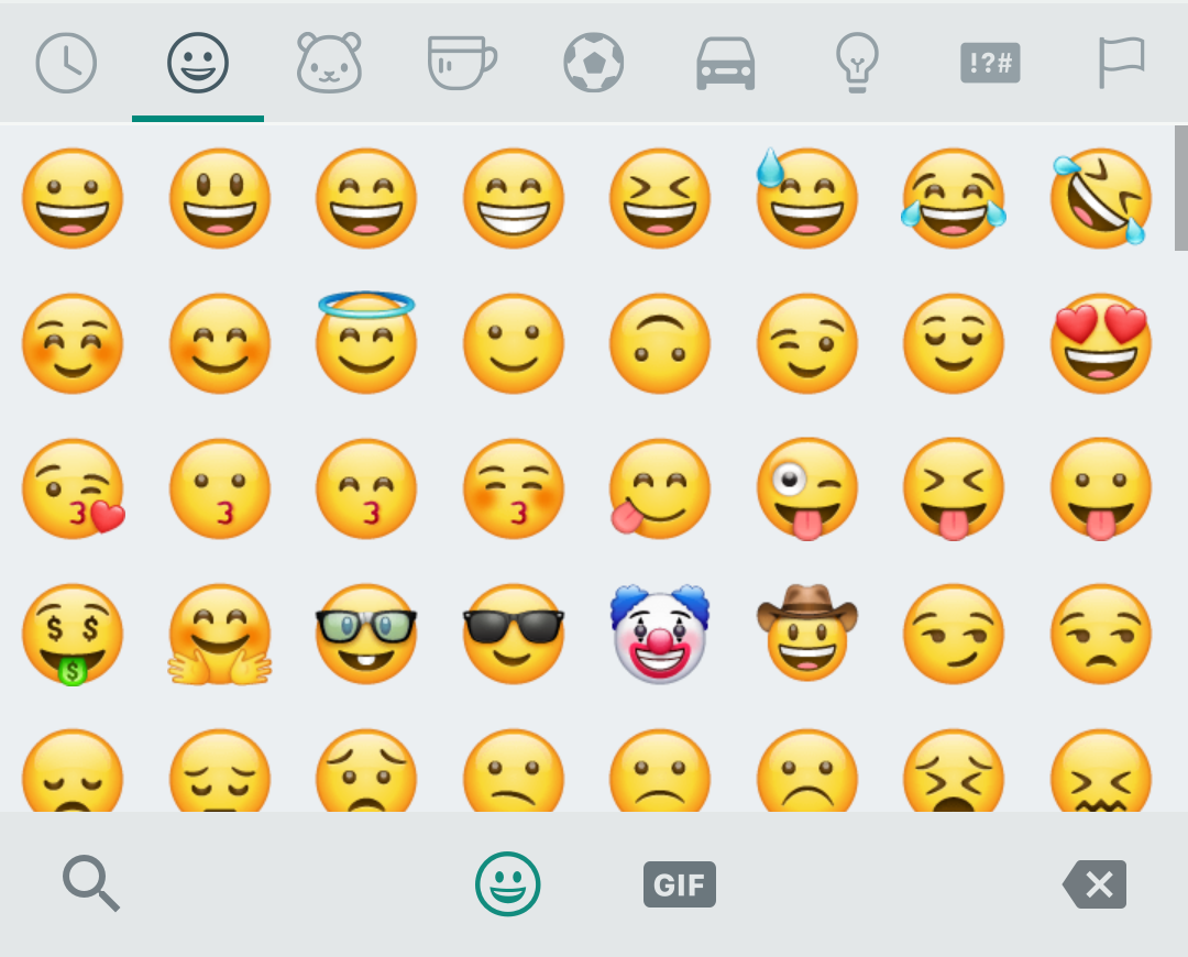 Whatsapp Introduces Its Own Emoji Set In The Latest