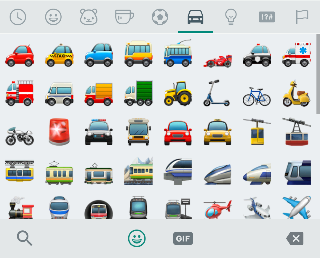 WhatsApp introduces its own emoji set in the latest Android beta v2