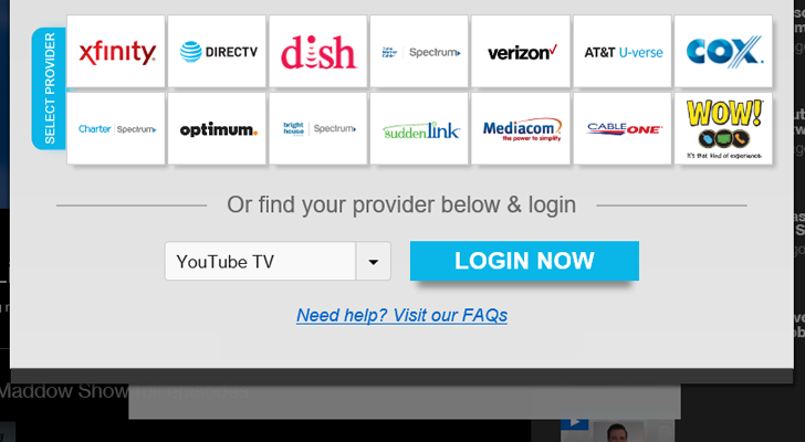 [Update: NBA League Pass] Heads-up: These are the networks you can access with TV Everywhere and your YouTube TV account