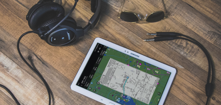 Garmin Pilot app updated to include automatic downloads, chart overlays, and more