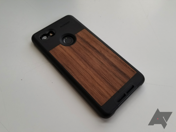 As you might be able to tell from the name (and the camera cutout), this case is intended to be used with lens attachments. We'll have a review of those in ...