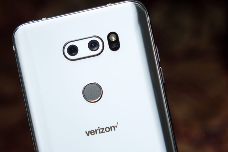 Android 9 Pie lands on Verizon LG V30