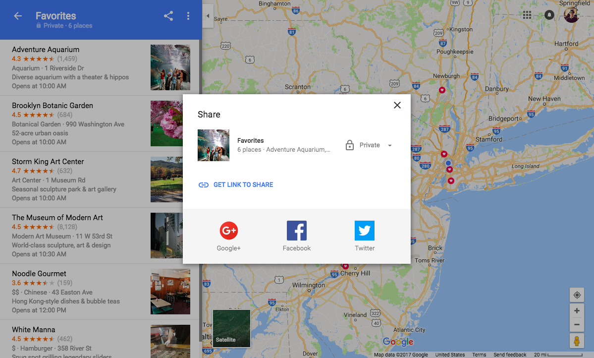Google Maps now lets you create and share lists of places ... on googie maps, gppgle maps, bing maps, goolge maps, iphone maps, stanford university maps, search maps, googlr maps, topographic maps, android maps, online maps, msn maps, waze maps, aerial maps, aeronautical maps, amazon fire phone maps, gogole maps, microsoft maps, road map usa states maps, ipad maps,