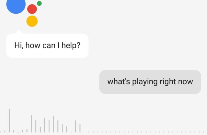 You can finally use Google Assistant to identify songs