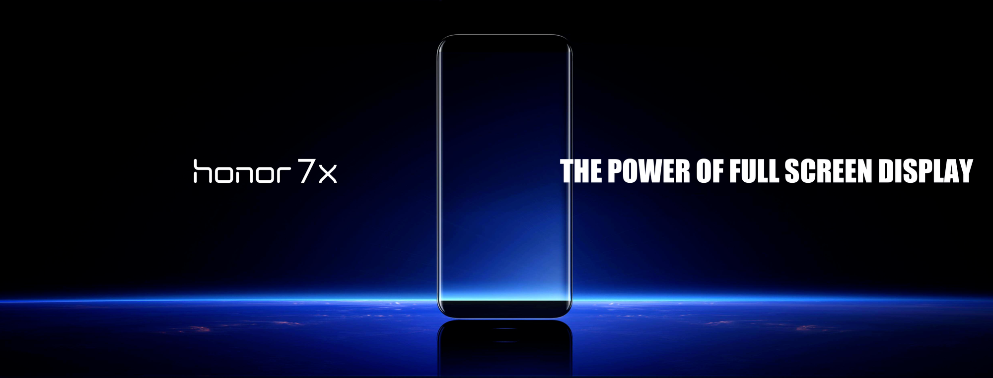 Huawei unveils the Honor 7X with a Kirin 659 SoC and a 5 93