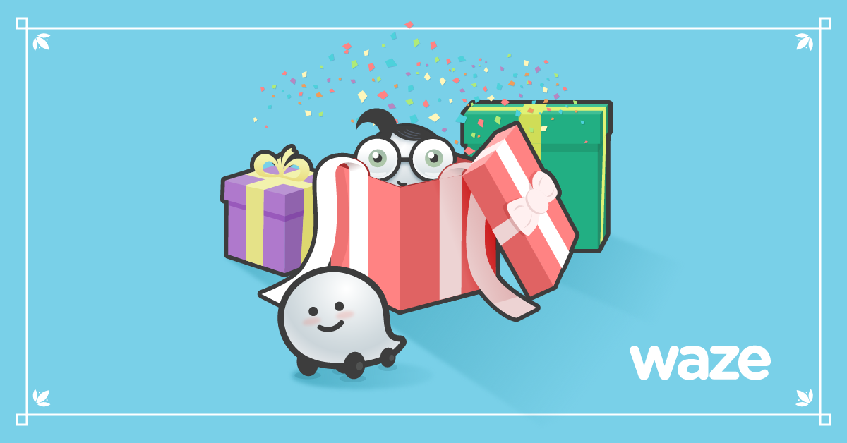 Waze updated with motorcycle routing, voice commands, and HOV route on