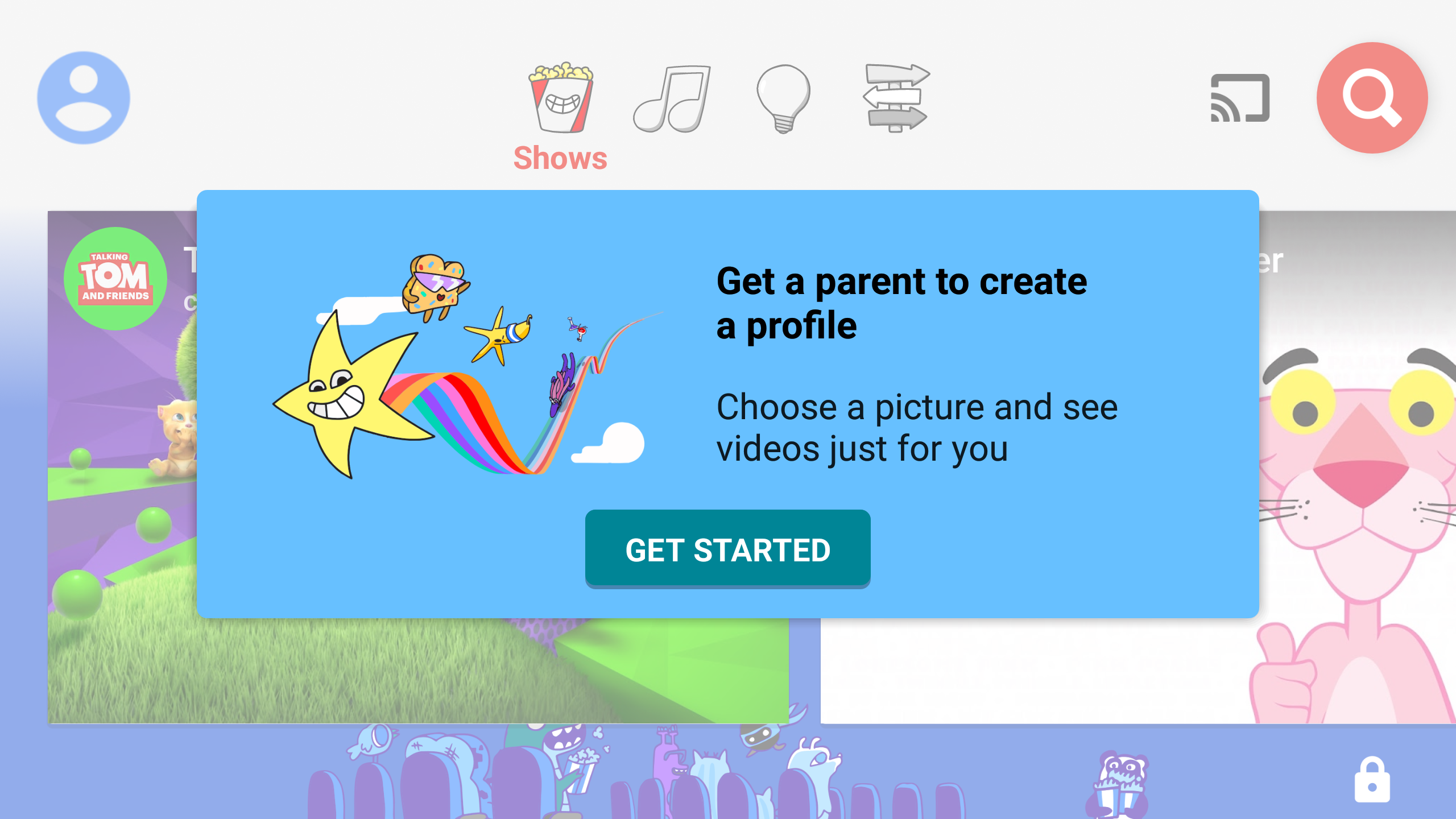youtube kids v3 introduces profiles for kids and brings updated