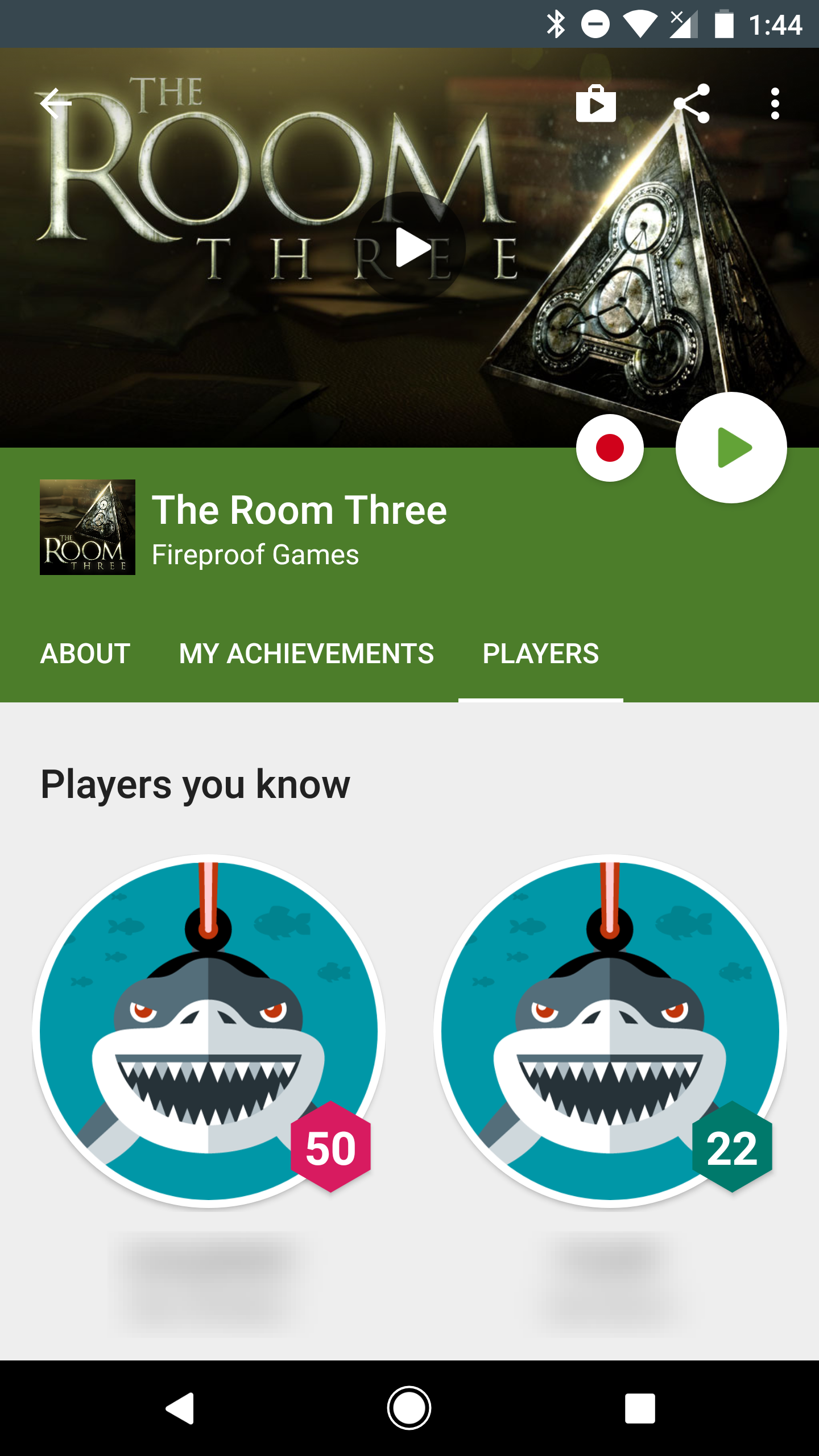Play Games v5.3 comes with a whole new look and three new ...