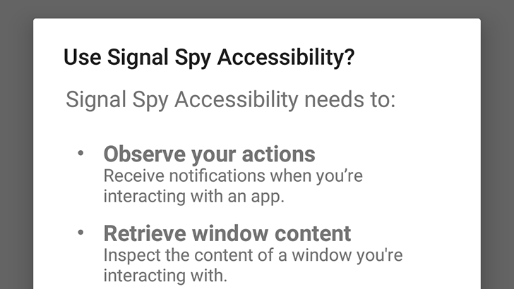 Google threatens to remove popular apps that use accessibility services