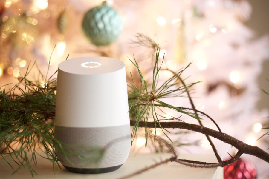 Tip: Turn on your Christmas tree with Google Home and a smart plug