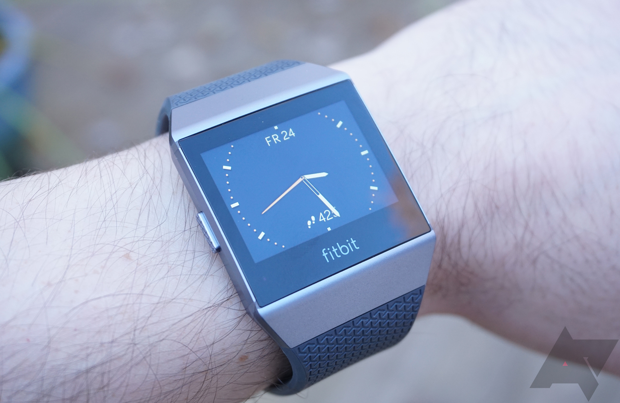 Fitbit Ionic review: Not the smartest smartwatch