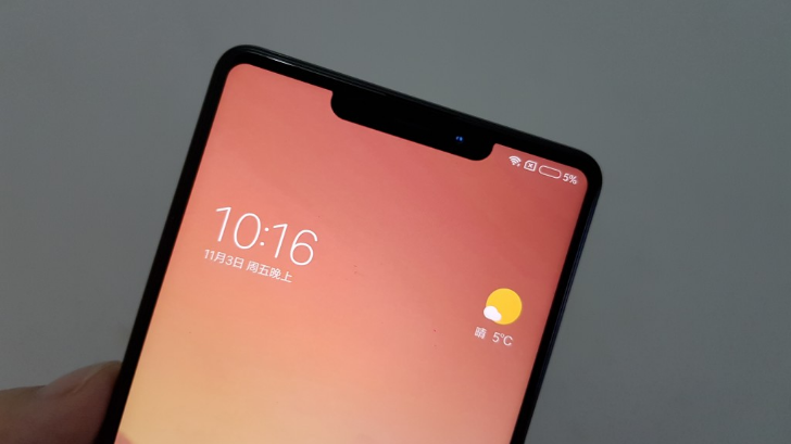 Update Probably Fake Alleged Pictures Of Xiaomi Mi Mix 2s