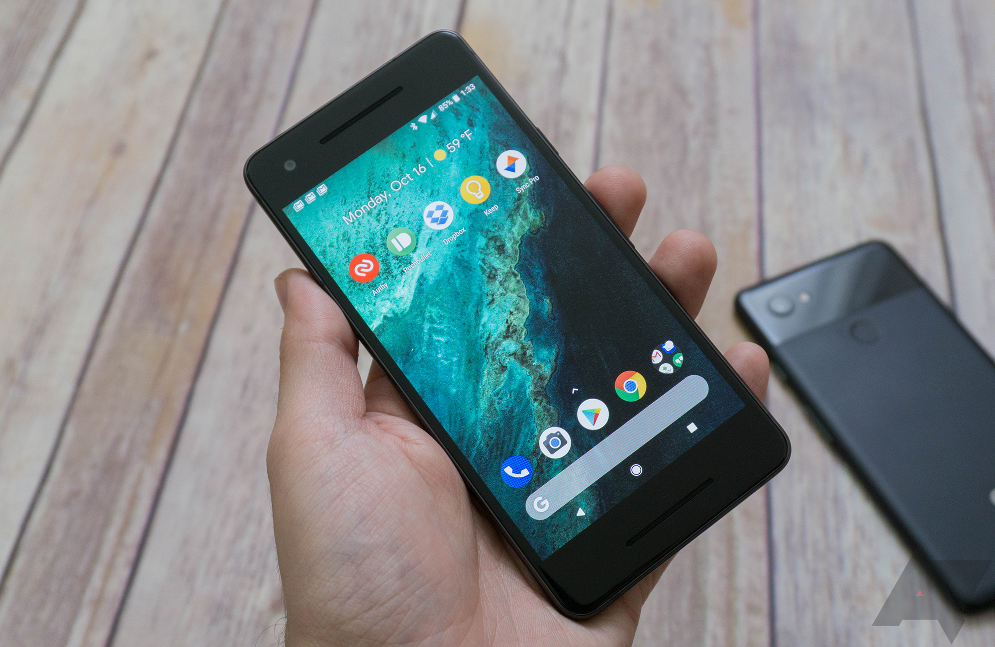 Bootloader unlocking appears to be disabled on some Pixel 2