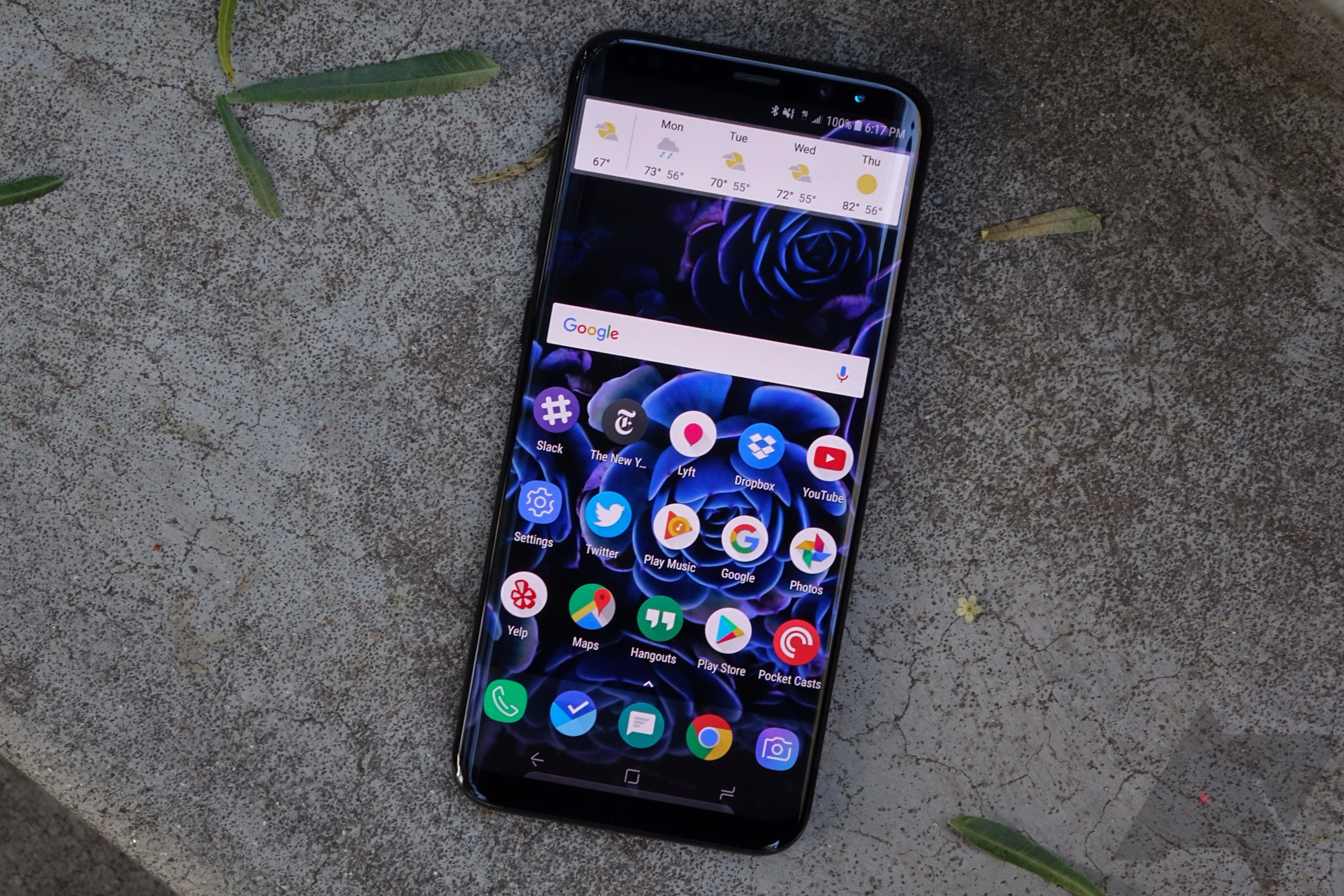 Android 8 0 Oreo update now rolling out to Verizon Galaxy S8 and S8+