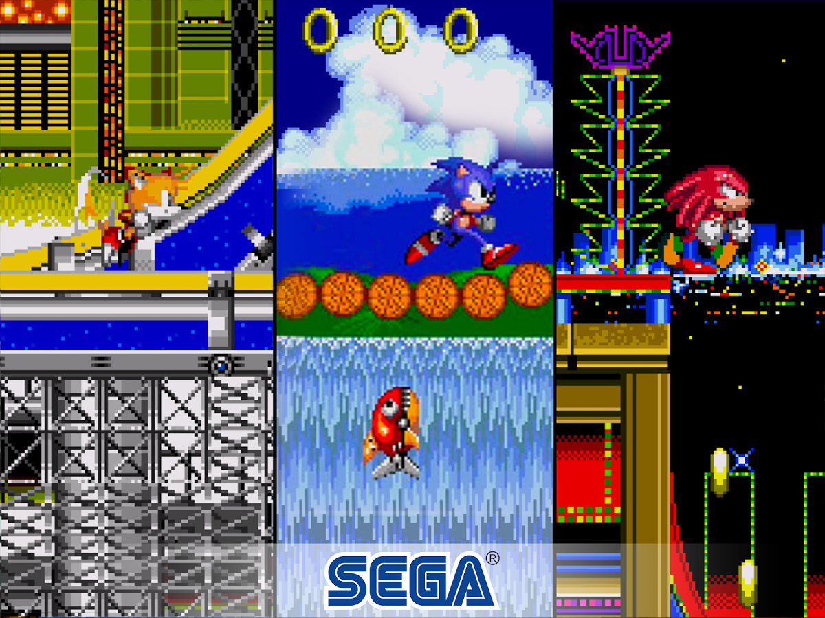 sonic the hedgehog 2 paid apk