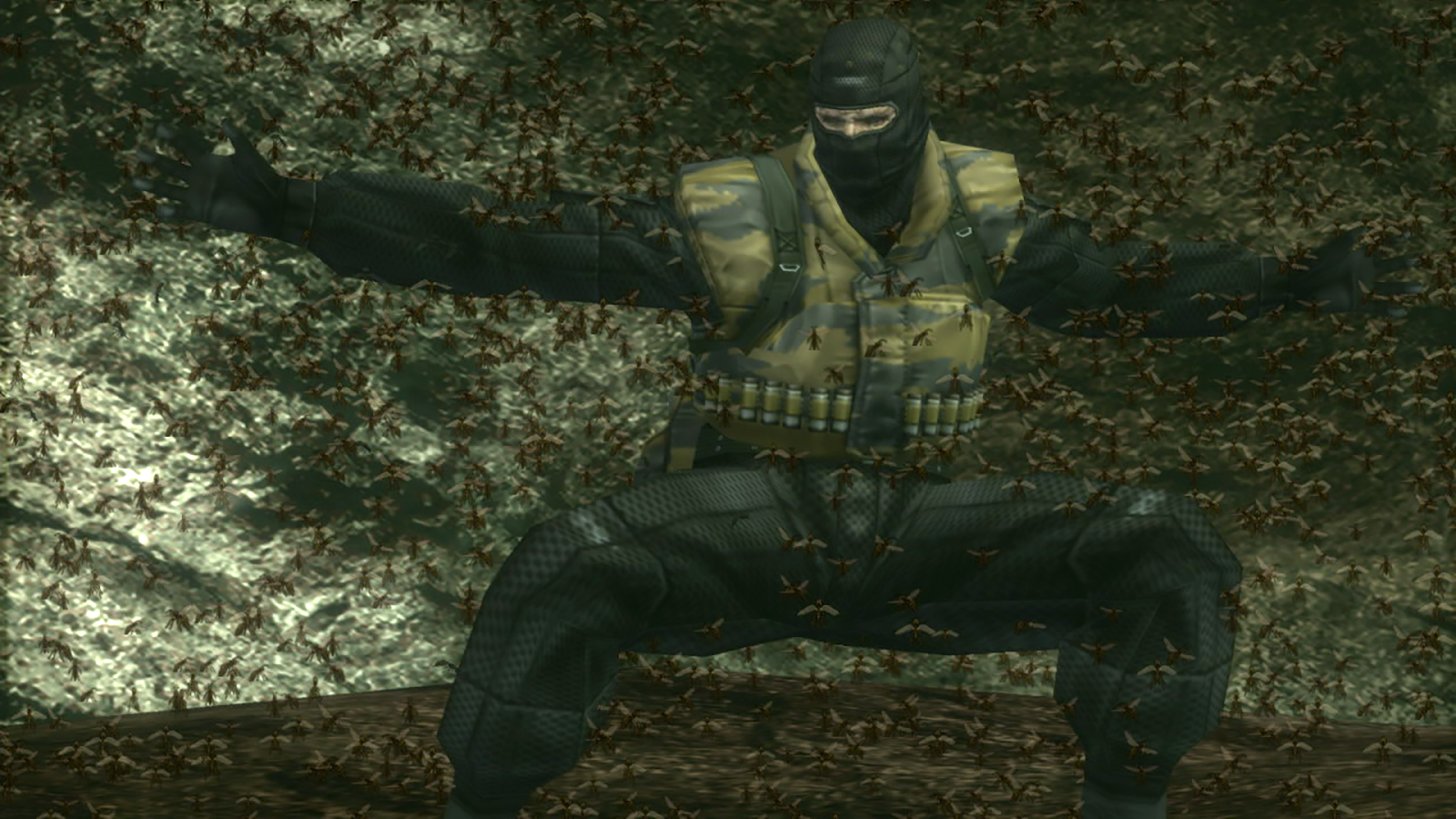Metal Gear Solid 3: Snake Eater HD is out for the Nvidia SHIELD TV