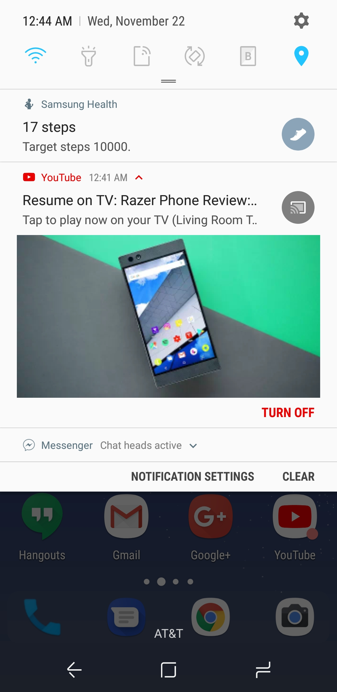 Youtube Resume   Youtube Notification Offers To Resume A Paused Video On  Your