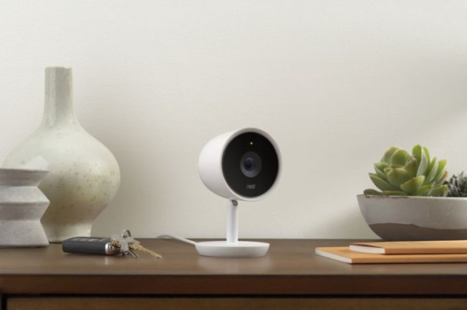 Inspirational Nest already had very capable indoor and outdoor cameras and then it went and updated them with even better specs The Nest Cam IQ Indoor now has a K MP
