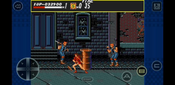 12 Forever Classic Features: Classic Brawler Streets Of Rage Is The Latest Sega Forever