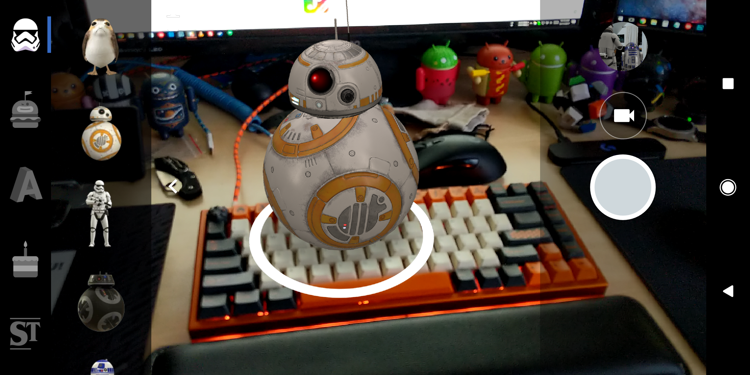 Google's AR Stickers are rolling out to Pixel devices [APK