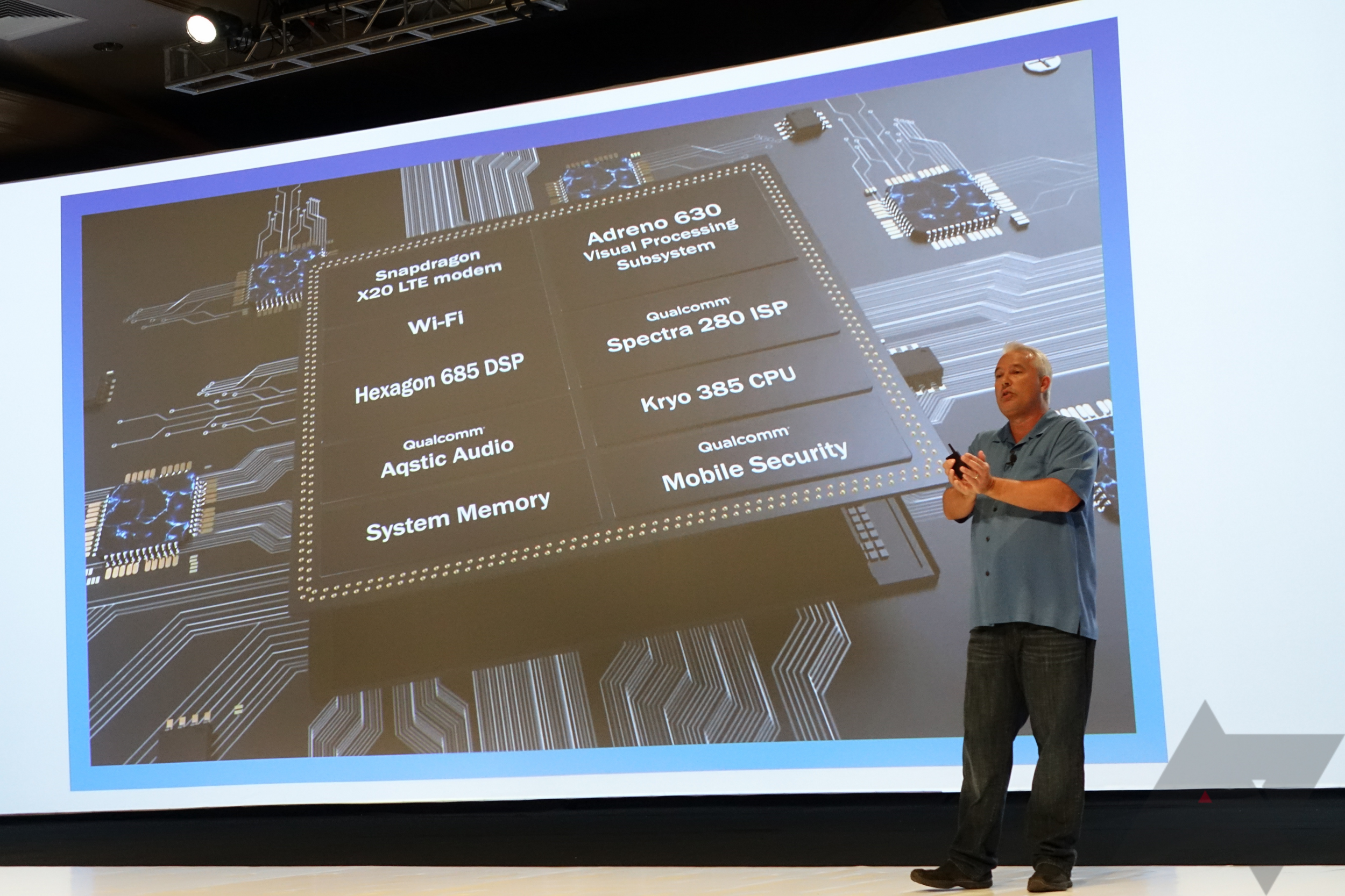 Snapdragon 845 detailed: New GPU and CPU, 30% faster
