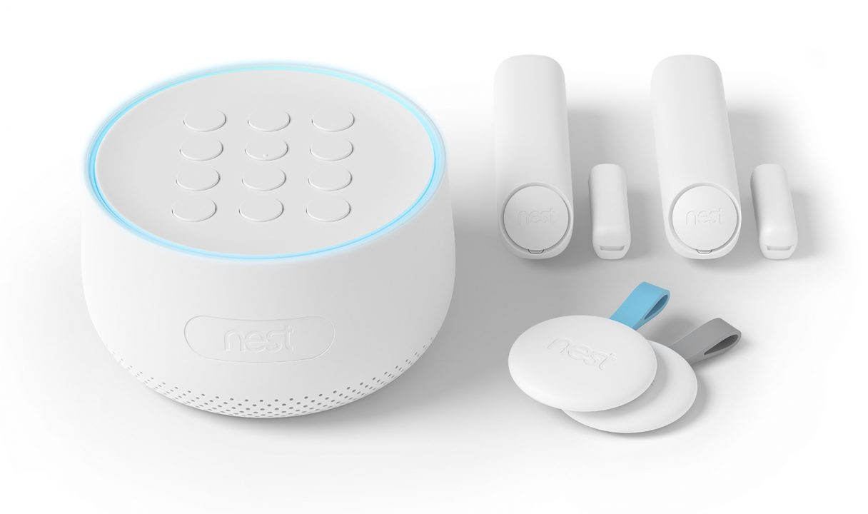 Nest Secure starter kit drops to $280 ($120 off), and Nest