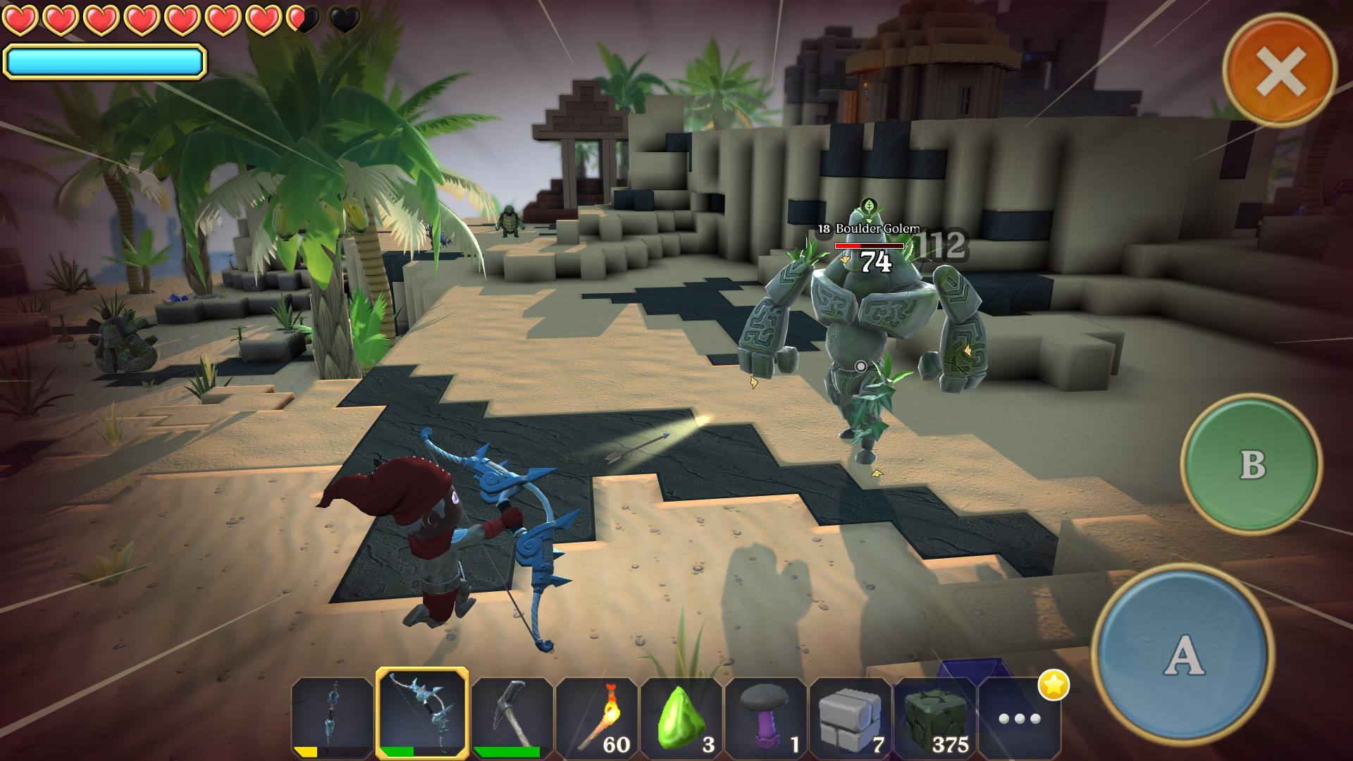 3D sandbox action-RPG 'Portal Knights' has been ported to Android