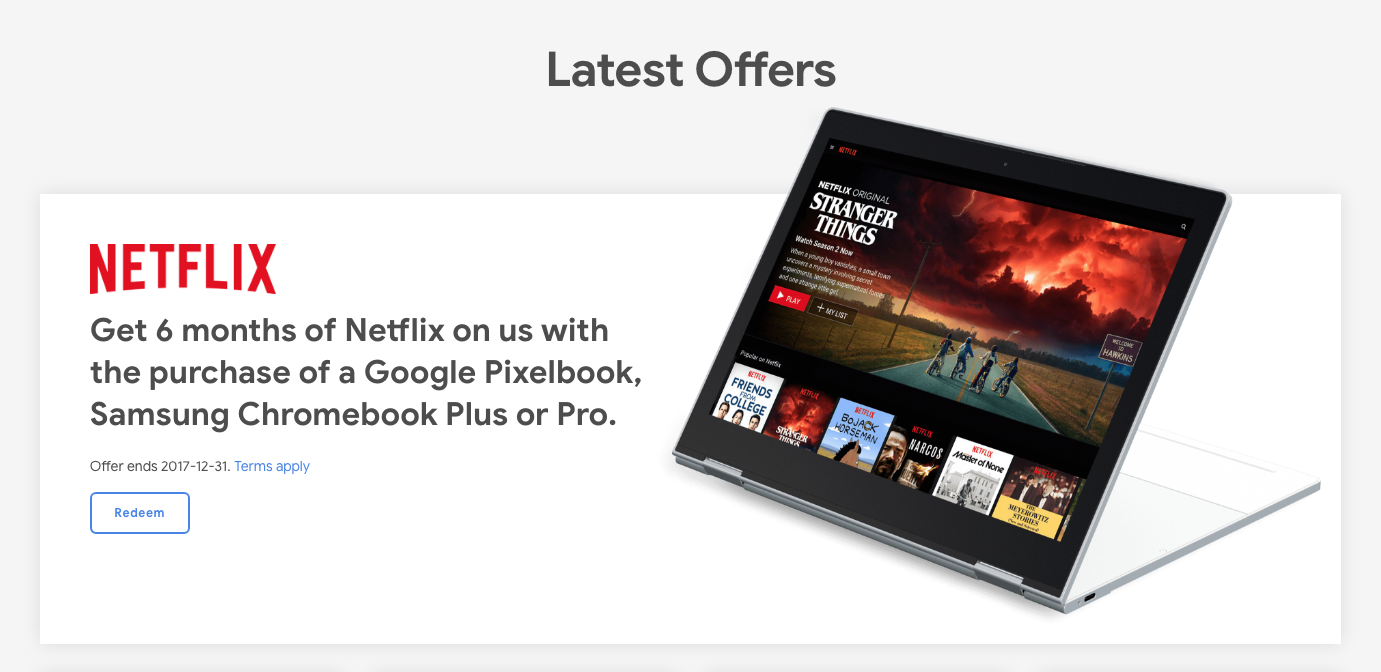 Free Alert] Grab 6 months of Netflix for absolutely nothing if you