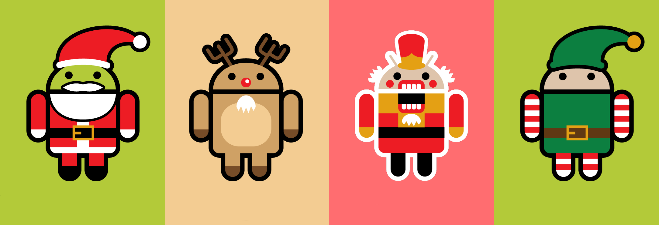 15 Christmas-themed Android apps, games