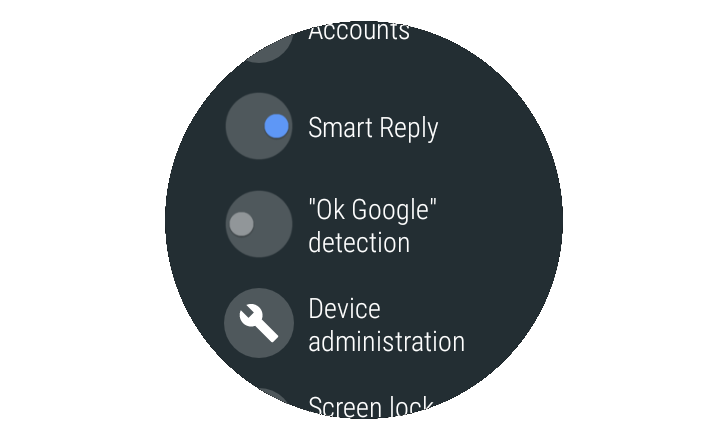 Google+ Android app getting