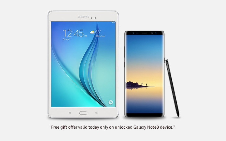 How to get a free samsung tablet