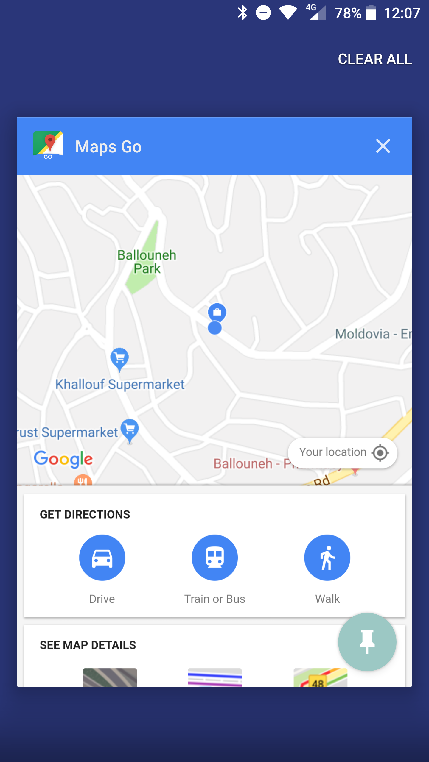update apk download google maps go shows up on the play store  - next