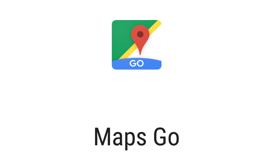 Update: APK Download] Google Maps Go shows up on the Play Store for on