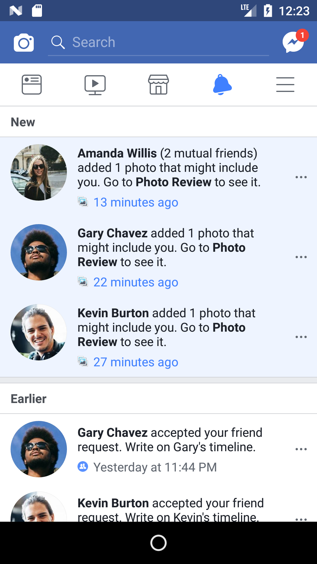 Facebook facial recognition search how to use