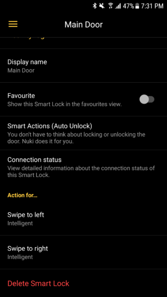 Nuki smart lock review: A simple to use, reliable, and very