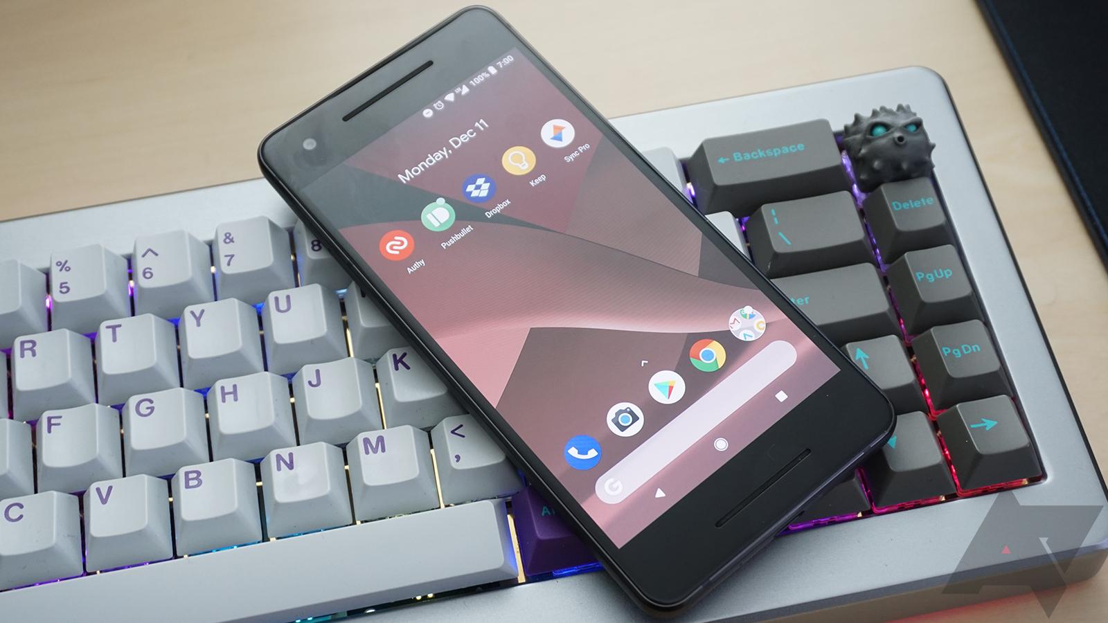 Update: No longer possible] Verizon Pixel 2 bootloader can