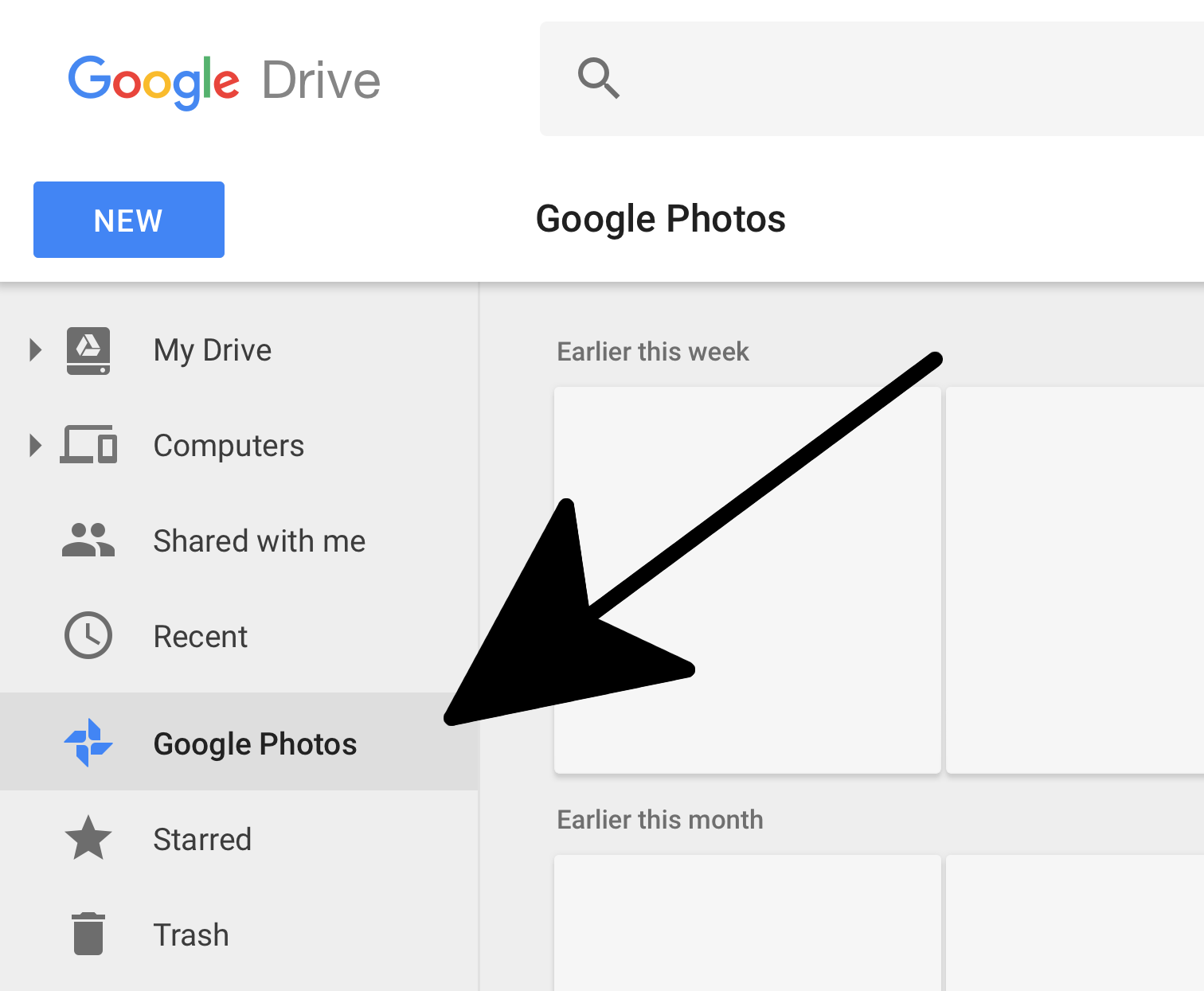 Google is removing the photos tab from drive in january the google photos tab in drive was a bit half baked to begin with it wasnt as fully featured as the full google photos site though it sort of tried to hexwebz Image collections