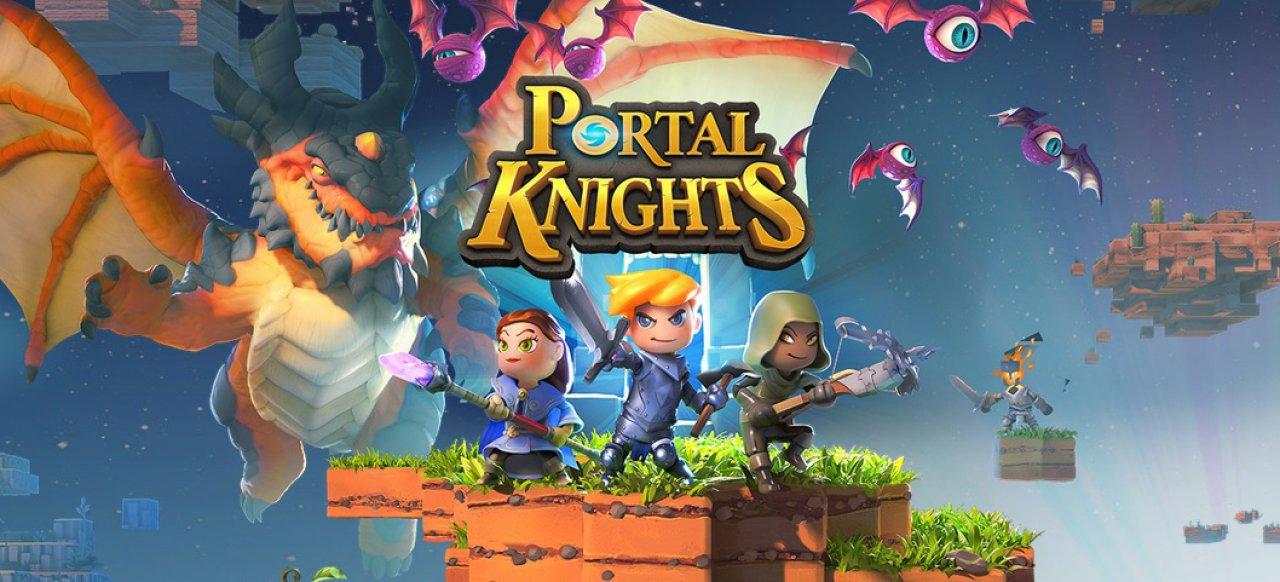 portal knights pc